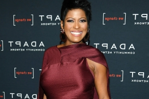 Tamron Hall Just Revealed Why She Kept Her Pregnancy A Secret