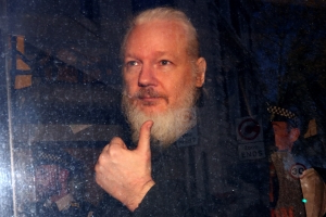 WikiLeaks founder Julian Assange indicted on 17 new charges under Espionage Act