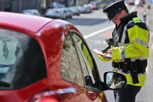 304 drivers caught speeding across the country in just one day