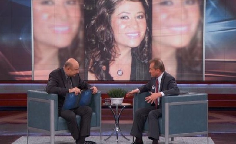 Father of Lindsay Buziak appears on 'Dr. Phil' seeking answers in unsolved murder