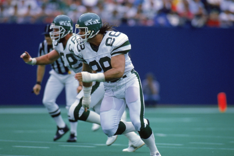 Former NFL great Mark Gastineau has a GoFundMe for the fight of his life