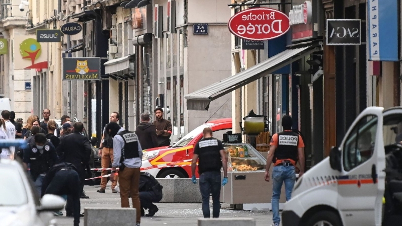 French police release image of Lyon bombing suspect