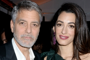 George Clooney addresses fears for family's safety amid wife Amal's ISIS case