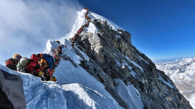 Latest death marks 10th reported on Mount Everest, amid long wait times to descend