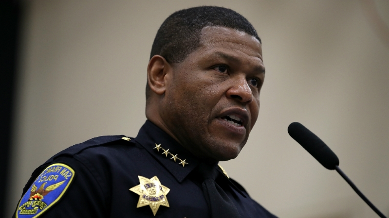 San Francisco police chief apologizes for raid on journalist's home