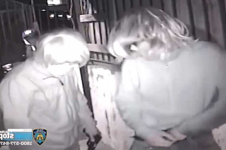 WANTED: 4 men who wore wigs, surgical masks, sunglasses to rob social club patrons