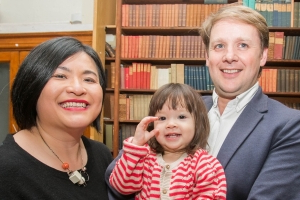 Hazel Chu becomes the first elected Irish-Chinese local representative