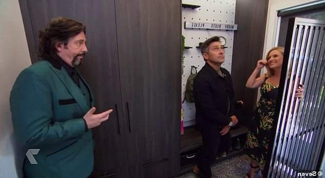 'He's definitely got his claws out tonight!' Viewers slam House Rules judge Laurence Llewelyn-Bowen for being overly critical as he likens room reveals to a 'clinic' and 'duty-free shop'
