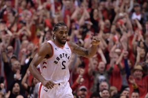 Kawhi Leonard's sister deletes video saying brother will leave Toronto