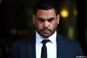 The retired footy great, the reality TV star and the riverside mansion: Inside the three-day party where Greg Inglis tried to 'escape the world' and resulted in him being booked into rehab for alcohol and mental heath issues
