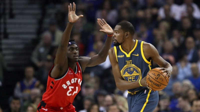 Sport: Warriors vs  Raptors: Predictions, picks, TV schedule