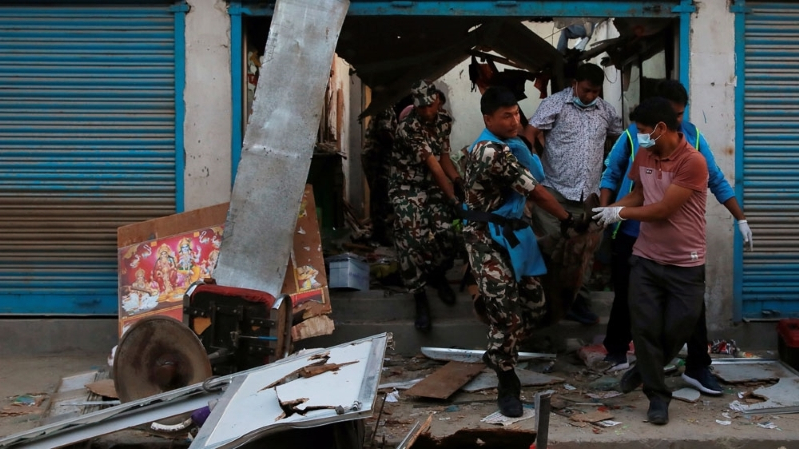 Four killed in three explosions in Nepal's Kathmandu