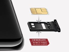 Huawei may not even be able to put microSD card slots in future smartphones