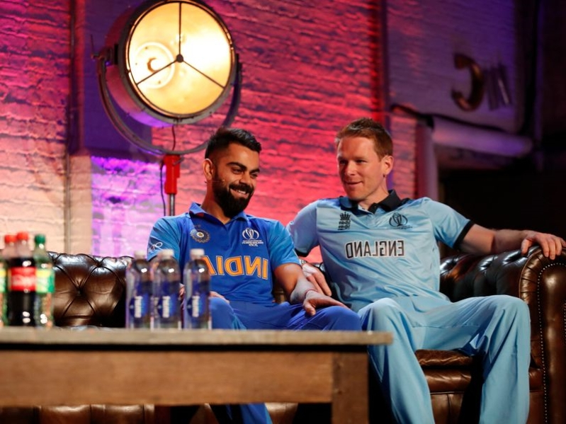 Kohli: England the strongest side at the World Cup