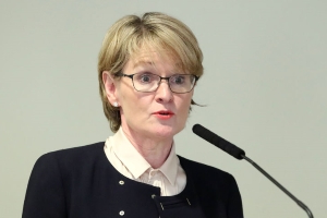 Mairead McGuinness is the first Irish MEP elected in European elections