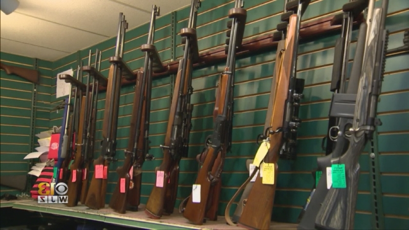Crime: More Than 100 Weapons, 35,000 Rounds Of Ammunition