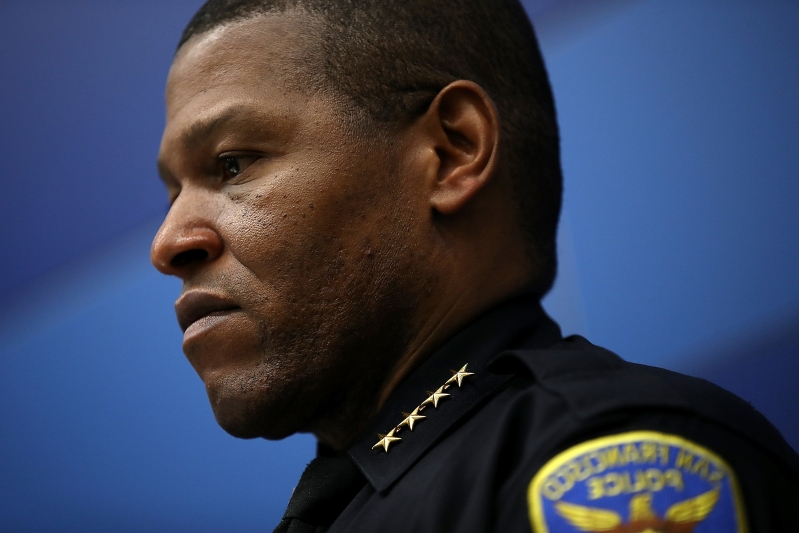 San Francisco police union says chief must quit, calling his apology 'pathetic'