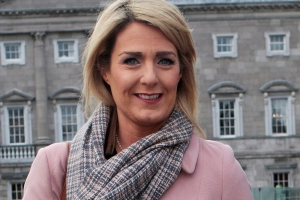 Swing fall TD Maria Bailey says she won't 'bow down to keyboard warriors and bullies'