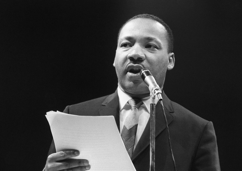 Unsealed FBI files accuse Martin Luther King of 40 affairs and 'laughing at rape'