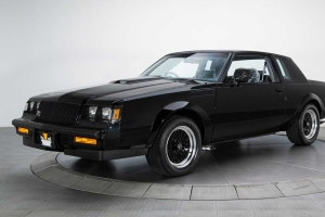 A 1987 Buick Regal GNX This Clean Is An Extremely Rare Find