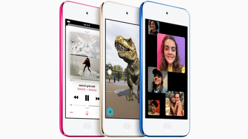 Technology: Apple refreshes the iPod touch with the iPhone