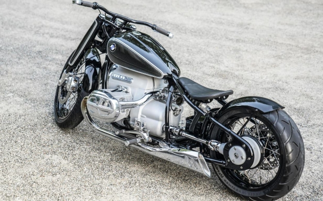 News Bmw Unveils Concept Of Classic Motorcycle Pressfrom