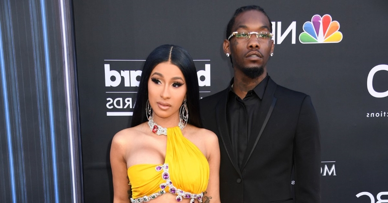 c53616f3f837 Entertainment: Cardi B Spends $80,000 on Diamonds for Baby Kulture ...