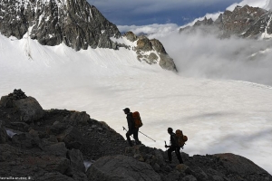 German hiker found dead near Blanc glacier in French Alps