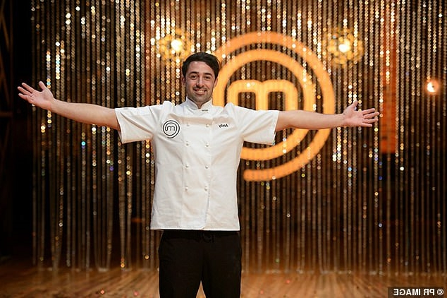 'I do NOT remember him being this delicious!' MasterChef's hunky secret chef Andy Allen sends fans WILD with his transformation after winning season four