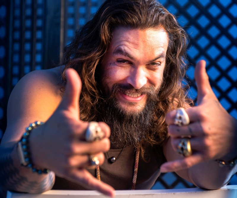 Entertainment: Jason Momoa Shares 'Game Of Thrones' Pic