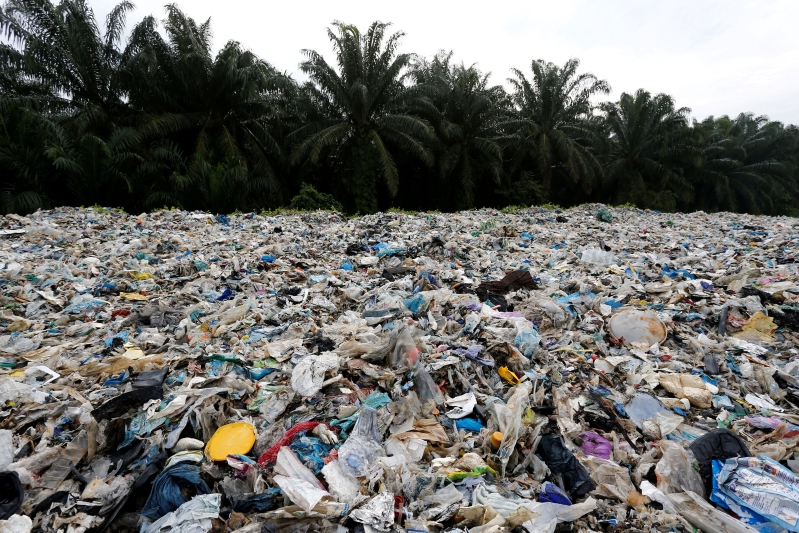Image result for Malaysia to send 3,000 tonnes of plastic waste back to countries of origin