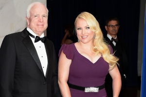 Meghan McCain to Sen. Klobuchar: Leave my father out of it