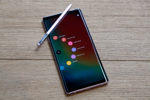 One of the Galaxy Note 10's biggest design changes just leaked