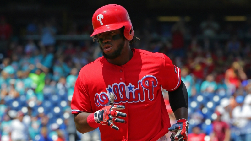 cae8710a6 Phillies' Odubel Herrera arrested on domestic violence charge, report says
