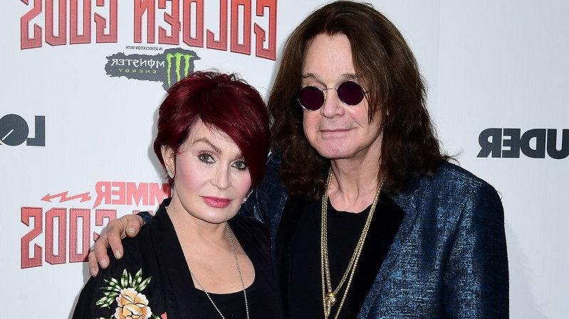 Entertainment: Sharon Osbourne Says This Year Has Been 'the Toughest