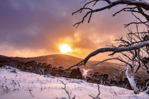 Snow traps eight on Mt Hotham with 'terrible' conditions set to worsen