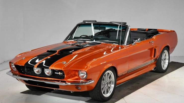 Classics: This Eleanor Mustang Convertible Is From An