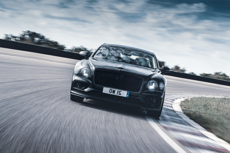 News Bentley Teases Tech For New Flying Spur Ahead Of June 11 Debut