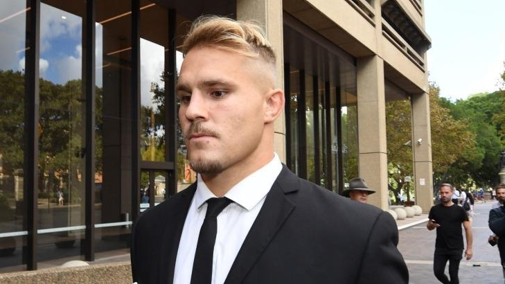Dragons player Jack de Belin hit with additional rape charges