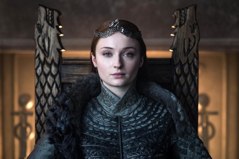 Game of Thrones Star Sophie Turner Explains Why She Won't Ever Reprise Her Role as Sansa Stark