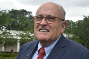 Giuliani slams Mueller's statement