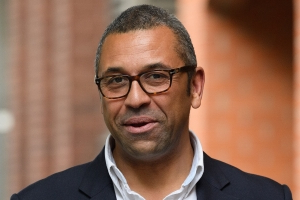 James Cleverly becomes 11th Tory MP to enter leadership race