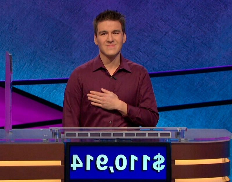 'Jeopardy!': James Holzhauer scores 29th victory, moving closer to money-winning record