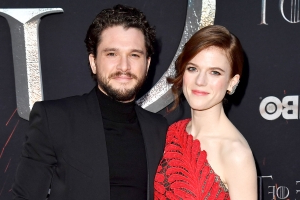 Kit Harington Checked Into Treatment Center for Wife Rose Leslie