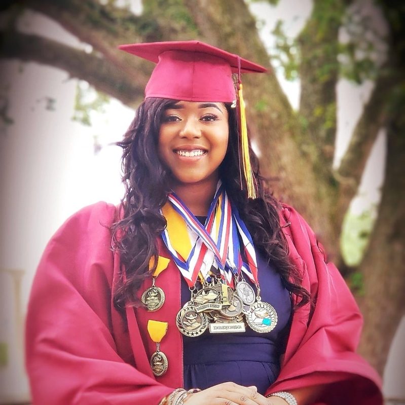 Louisiana teen accepted into 139 colleges, awarded $8.7 million in scholarships