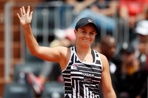 'Quality' Barty knows her tennis: Stosur