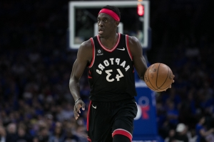 Raptors star Pascal Siakam responds to great drawing from young girl