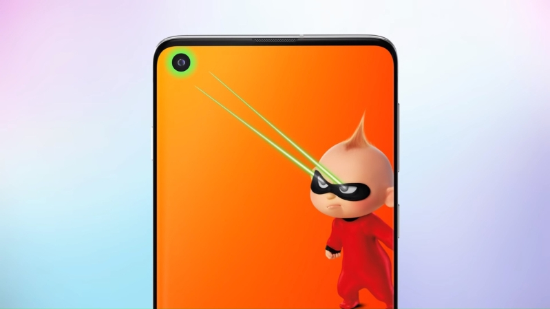 Samsung teamed up with Disney for a series of brilliant Galaxy S10 wallpapers