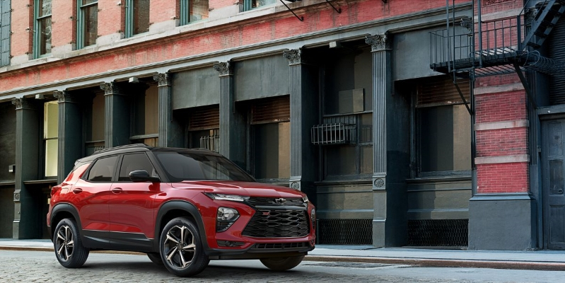 The Chevrolet Trailblazer Is Back and It Now Splits the Difference between Trax and Equinox