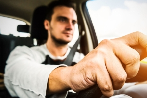 15 percent of men think about DIY when driving